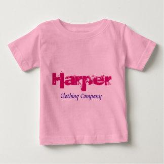 Harper Name Clothing Company Baby Shirts