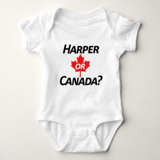 Harper or Canada? Merchandise Tees