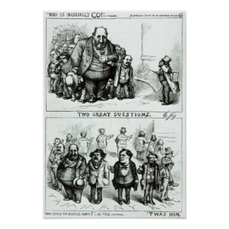 Harper s Weekly Poster