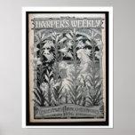 """""""Harper semanal"""", invitaciones 1896 (l del navidad Poster"""