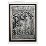 """Harper semanal"", invitaciones 1896 (l del navidad Felicitaciones"