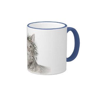 Harper the Tabby Ringer Coffee Mug
