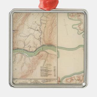 Harper's Ferry, Hagerstown, Funkstown Christmas Ornament
