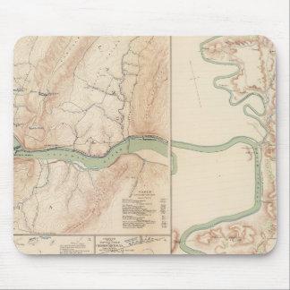 Harper's Ferry, Hagerstown, Funkstown Mouse Pad