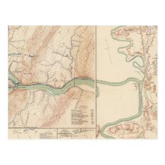 Harper's Ferry, Hagerstown, Funkstown Postcard