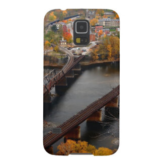 Harpers Ferry in the Fall Galaxy S5 Cover