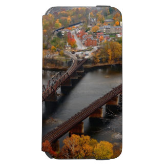 Harpers Ferry in the Fall iPhone 6/6s Wallet Case