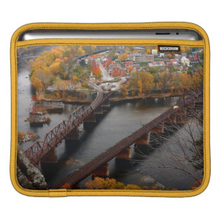 Harpers Ferry in the Fall Sleeves For iPads