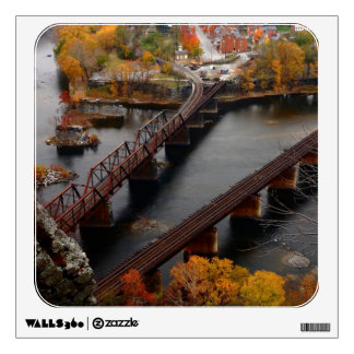 Harpers Ferry in the Fall Room Graphics