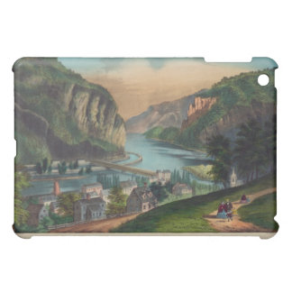 Harpers Ferry Jefferson County West Virginia 1859 iPad Mini Covers
