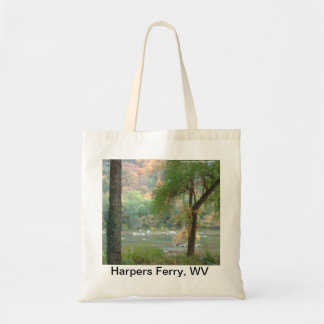 Harpers Ferry, locked Bag