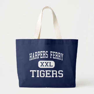 Harpers Ferry Tigers Middle Harpers Ferry Canvas Bag
