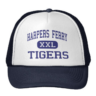 Harpers Ferry Tigers Middle Harpers Ferry Trucker Hat