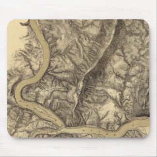 Harper's Ferry, Virginia Mouse Pad