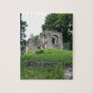 Harpers Ferry, West Virginia Jigsaw Puzzle