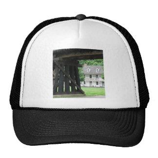 Harpers Ferry WV Bookstore & Railroad Hat