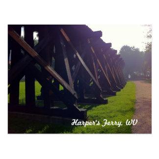 Harper's Ferry, WV Post Cards