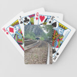 Harpers Ferry WV Railroad Tracks Playing Cards