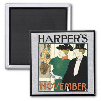 Harper's June Horse for Sale Refrigerator Magnets
