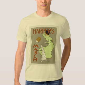 Harper's March Tee Shirt