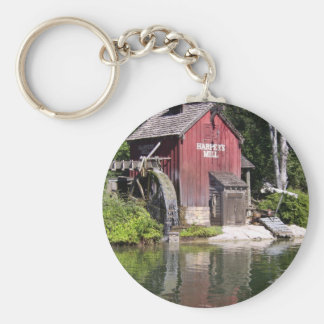 harpers mill keychain