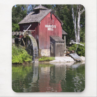 harpers mill mouse pad