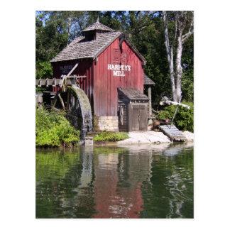 harpers mill postcard