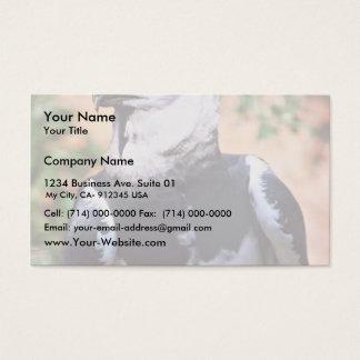 Harpey Eagle Business Card