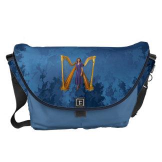 HARPIST COURIER BAG