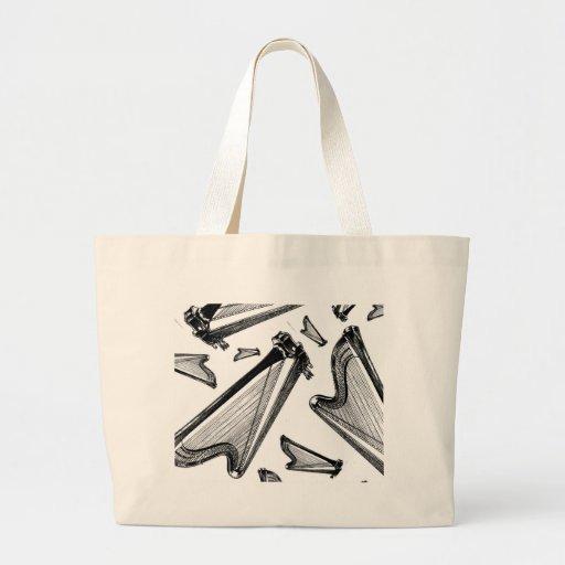 Harps Tote Bag