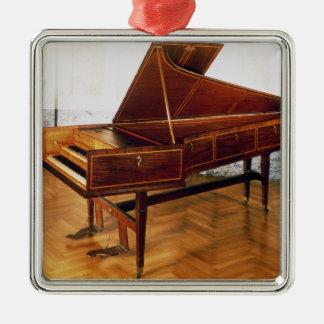 Harpsichord belonging to Franz Joseph Haydn Christmas Ornament