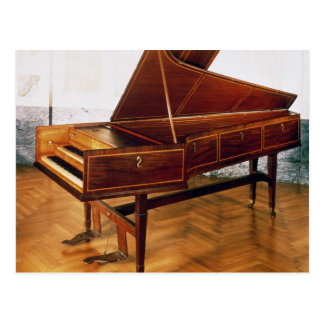Harpsichord belonging to Franz Joseph Haydn Postcard