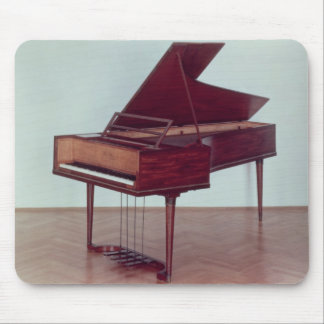 Harpsichord belonging to Ludwig van Beethoven Mouse Pad