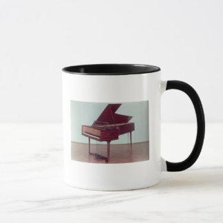 Harpsichord belonging to Ludwig van Beethoven Mug