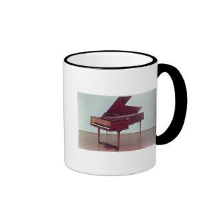 Harpsichord belonging to Ludwig van Beethoven Coffee Mugs