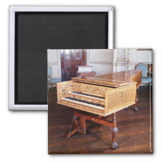 Harpsichord, by Jacob Kirckman, English, 1766 Magnet