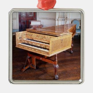 Harpsichord, by Jacob Kirckman, English, 1766 Ornament