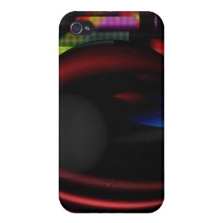 Harpsichord iPhone 4 Cover