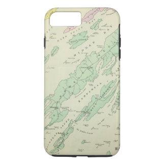 Harpswell, adjacent islands iPhone 8 plus/7 plus case