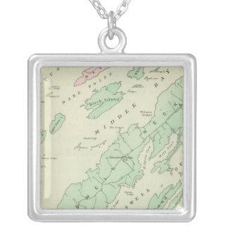Harpswell islas adyacentes colgante