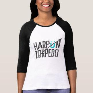 Harpün Torpedo 3 4 Sleeve Raglan Shirts