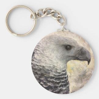 Harpy Eagle Study in Acrylic Keychain