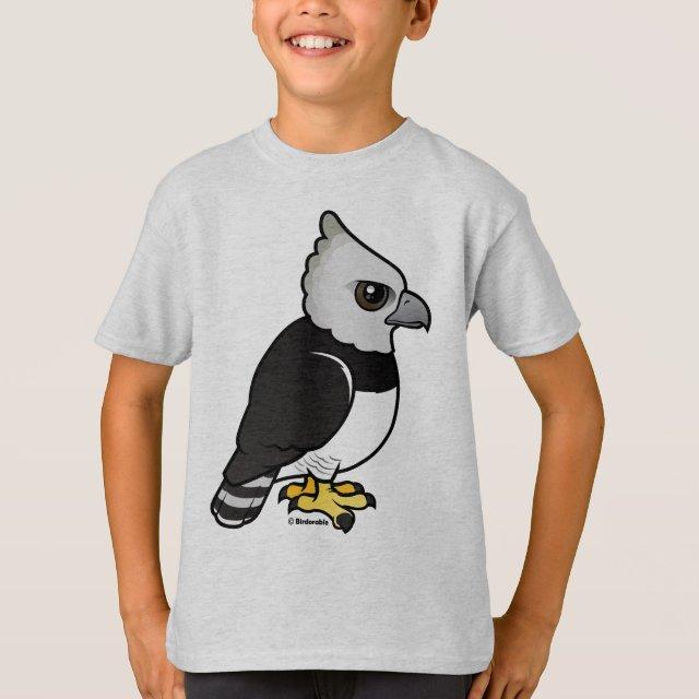 Cute Harpy Eagle Kids' Hanes TAGLESS® T-Shirt