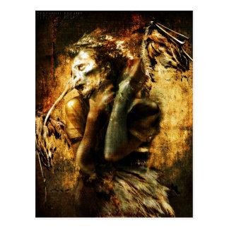 Harpy Postcard