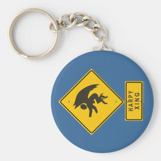 Harpy XING Key Chains