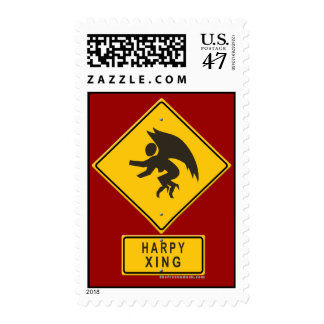 Harpy XING Postage
