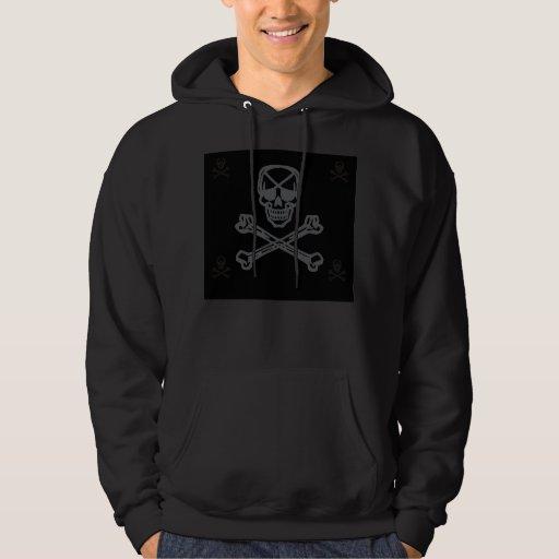 Harr! Warrs! Talk Like A Pirate Days Harr! Hooded Sweatshirt