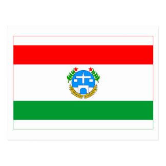 Harrari Flag Postcard