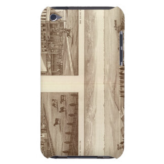 Harrell ranches, bank, Visalia, Cal iPod Case-Mate Case