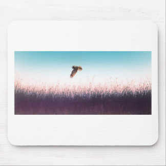 Harrier Hawk Mouse Pad